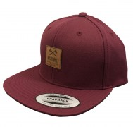 leather_patch_CAP_maroon_brwn