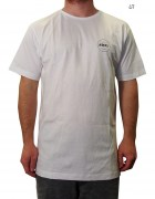 trick17 Mini Circle Logo T-Shirt, white